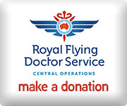 Royal Flying Doctors Service  - Make a Donation